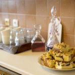 nalewka domowa ciasto drożdżowe śliwki dom agroturystyka