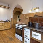 kuchnia w starym stylu