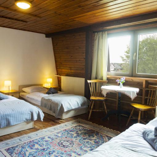 lubogoszcz jezioro sławskie pokój pościel ręczniki