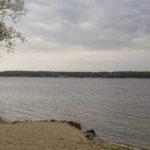 jezioro slawskie wypoczynek relaks plaza lubogoszcz