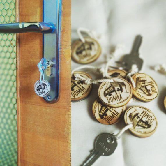 breloczki klucz